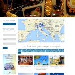 E' online Lunaparkitalia.org, il portale per gli appassionati di luna park