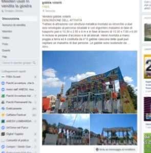 gruppi facebook annunci compravendita