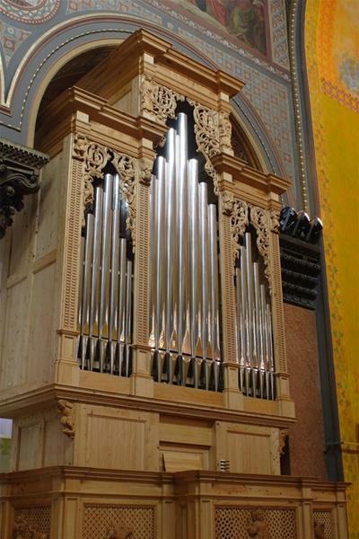 Fratti organ