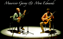 DUO MAURICIO GARAY & MOA EDMUNDS