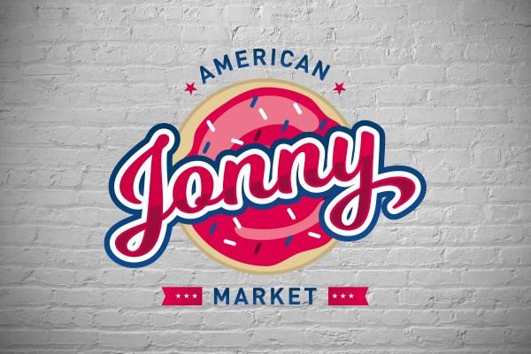 Jonny American Market - Logo