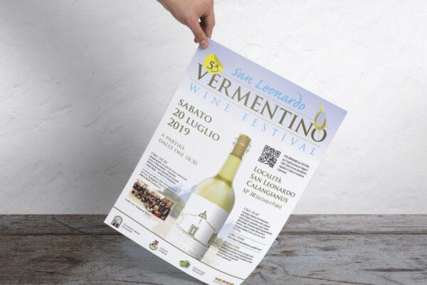 San Leonardo Vermentino Wine Festival - Locandina