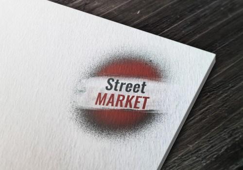 Street Market - Logo