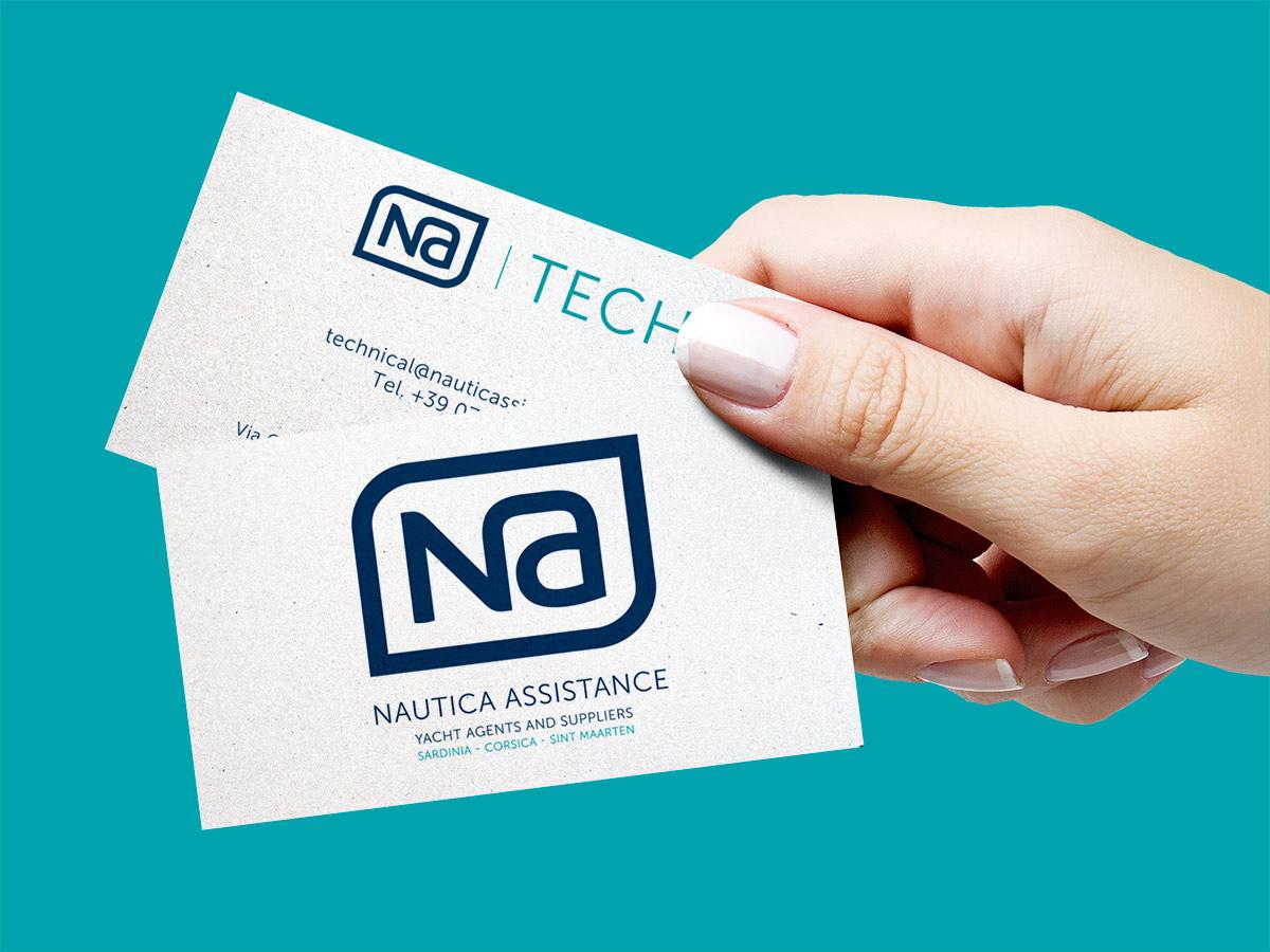 Nautica Assistance - Biglietto Da Visita