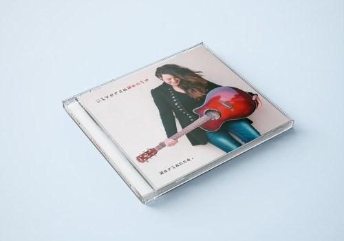 Marianna - Cd Packaging