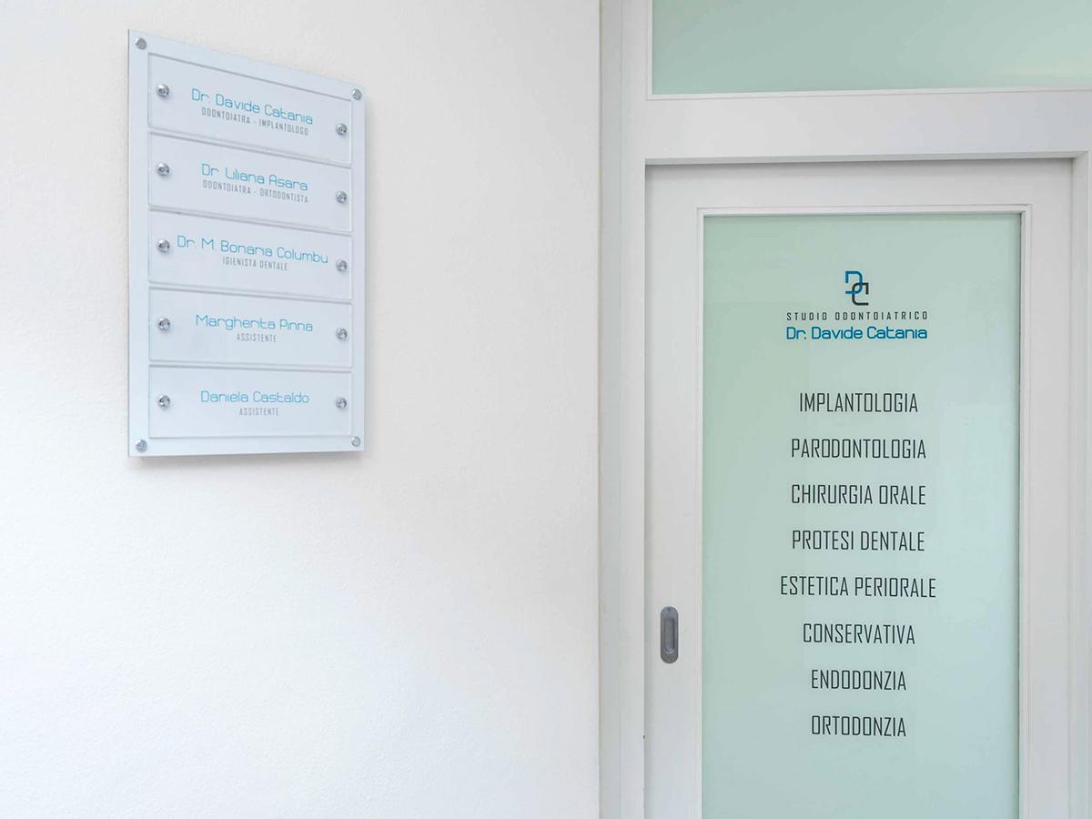 Studio Odontoiatrico Catania - Allestimento
