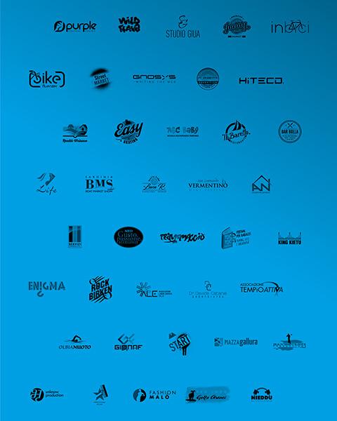Marchi e logotipi realizzati da Mauro Ghezzo