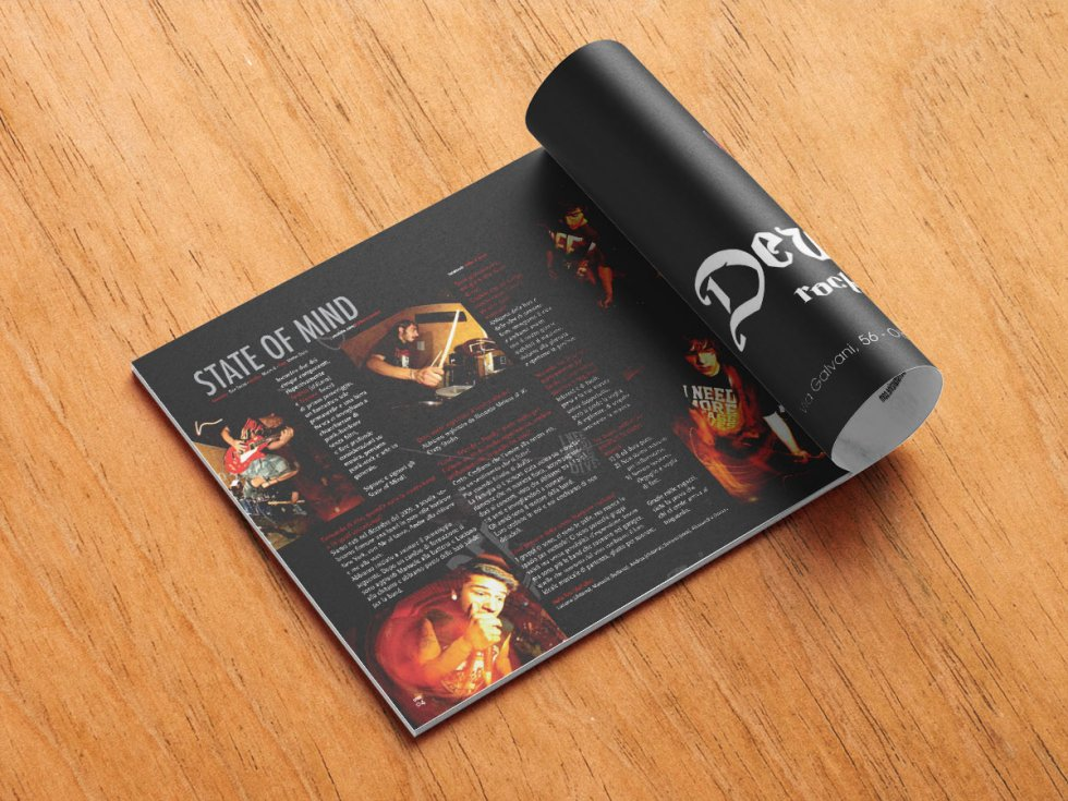 Crisi fanzine - numero 1 - State of mind