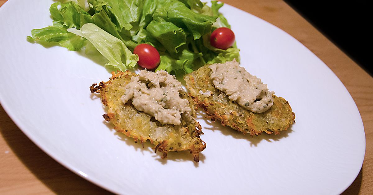 rosti di patata