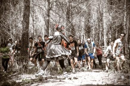 Mausba foto - Runners vs Zombies Chiloeches 31
