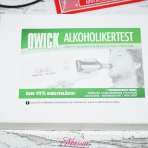 Quatsch-Alkoholtest