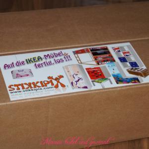 Spielmatten-Verpackung