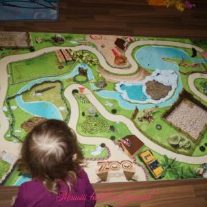 Spielmatten-Bestaunen
