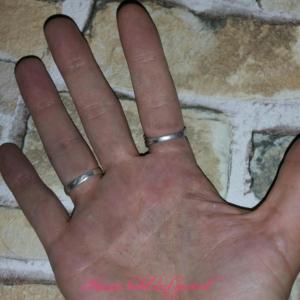 Farbe an Hand