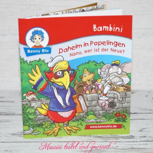 Kinderbücher von Benny Blu