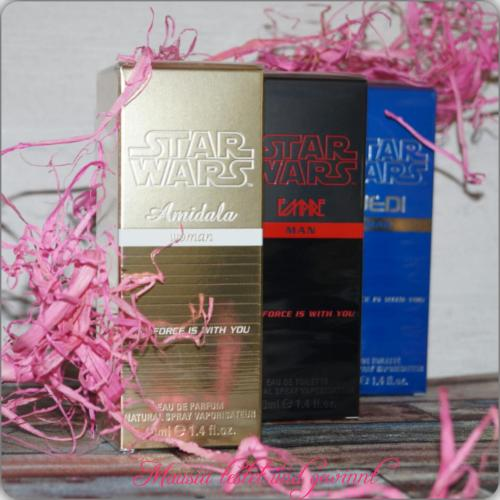 Star Wars Parfum