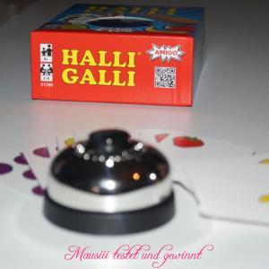 Halli Galli ausgepackt