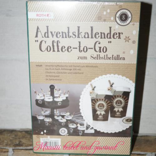 Coffee-to-Go Adventskalender