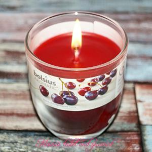 Kerzenprofi Kerze angezündet