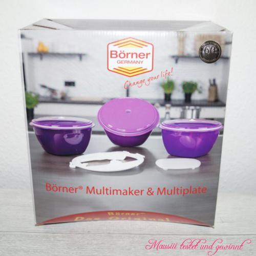 Börner Multimaker & Multiplate