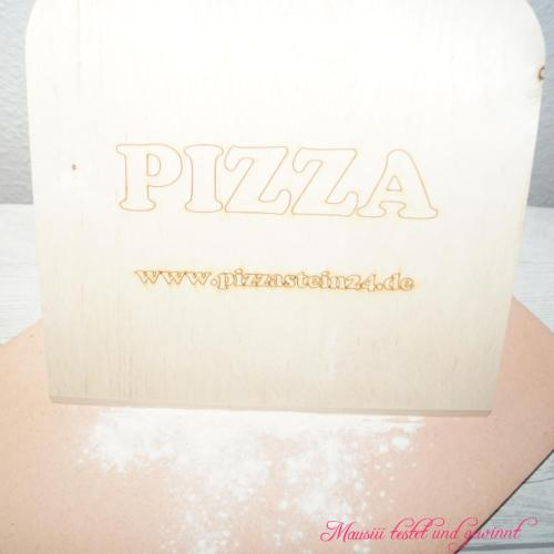 pizzastein24.de Pizzastein und Schaufel
