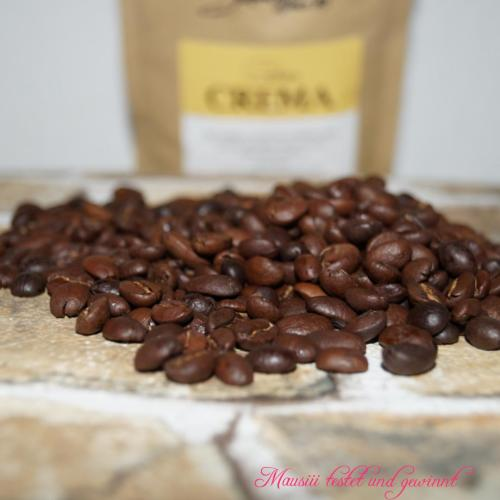 Santana Trade GmbH Kaffee Crema