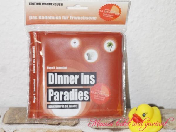 Dinner ins Paradies Wannenbuch