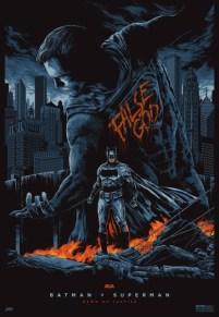 Batman v Superman Dawn Of Justice by Ken Taylor (Regular)