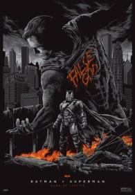Batman v Superman Dawn Of Justice by Ken Taylor (Variant)
