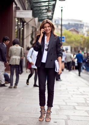 Femei care ne inspira: NATALIE MASSENET www.mauvert.com