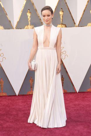 Olivia Wilde in Valentino Haute Couture