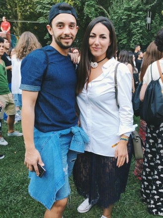 Ioana & Claudiu - mauvert @ Summer Well