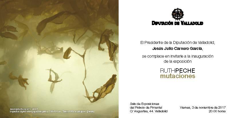 """""""Mutaciones"""", de Ruth Peche"""