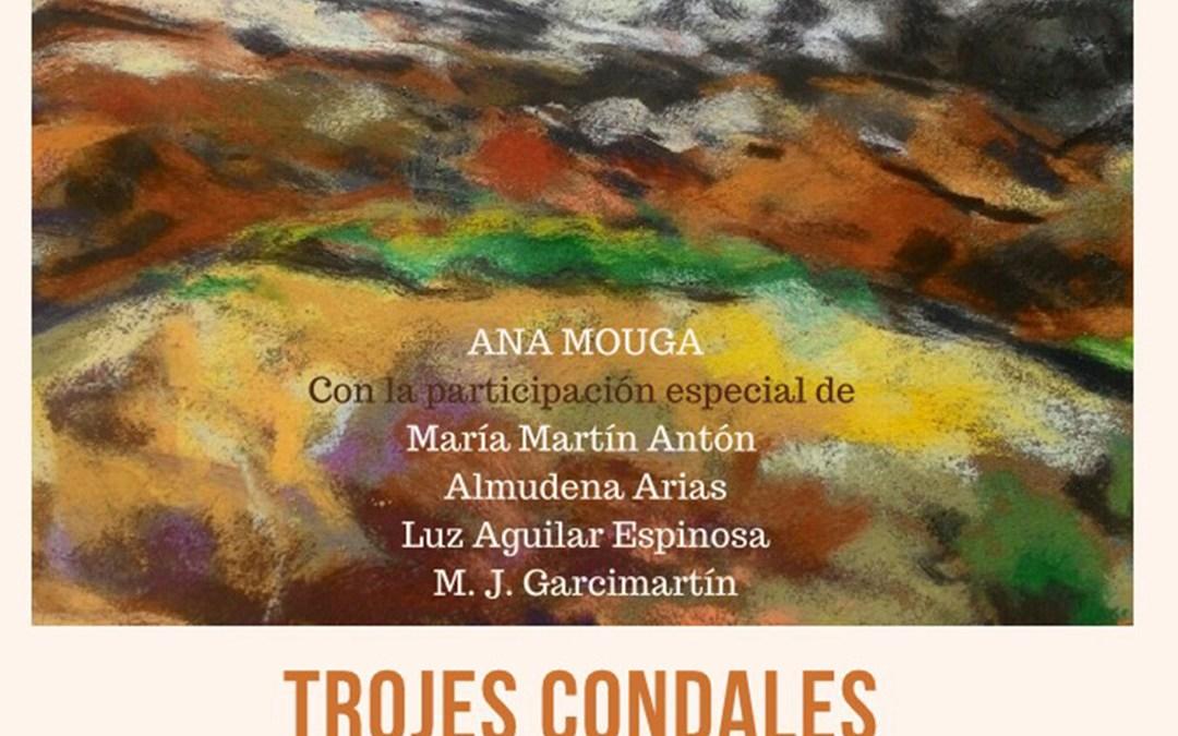 La pintora María Martín Antón, invitada a una exposición colectiva en el Castillo de Oropesa