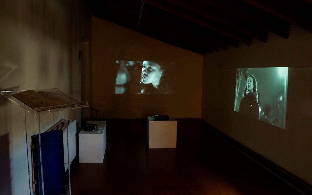 """""""Resistencia poética"""" de Alicia Palacios-Ferri, en el Festival d'Art de Incart (Inca, Mallorca) hasta el 16 de junio"""