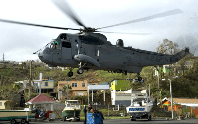 Operation Renaissance Irma, A Relief Mission in the Caribbean