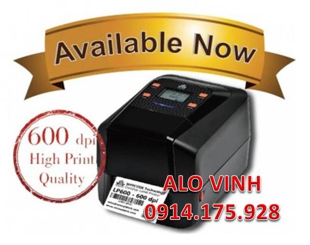 Máy In Wincode LP433E 600 DPI Giá Rẻ