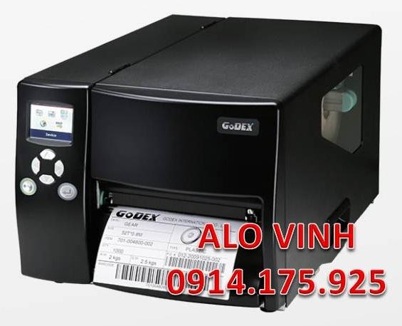 Godex EZ6350i 300 DPI Giá Rẻ Hiện Nay