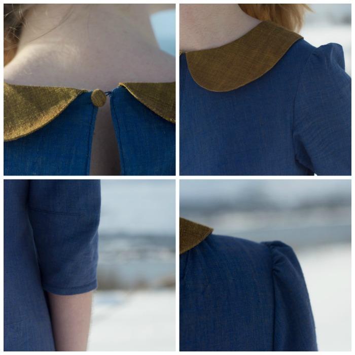 MARIE-FLEURINE KITTY DRESS MAVEN PATTERNS