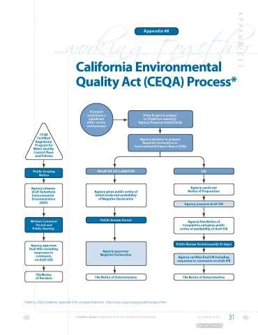 CEQA Process Diagram