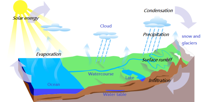 Water_Cycle from Wikimedia