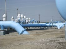 Semitropic Water Bank #6 pumps in a row 60pct