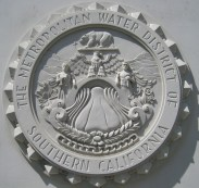 Metropolitan Water District Seal