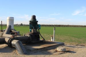 Central Valley groundwater pump