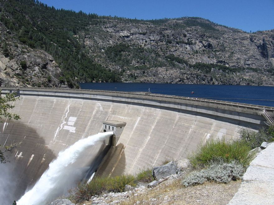 California S Water Infrastructure Systems The Hetch