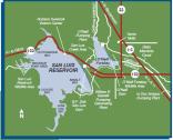 San Luis Map
