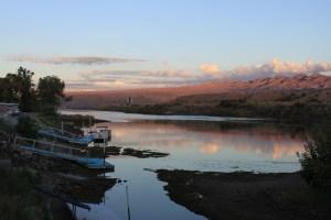 Colorado River at Laughlin