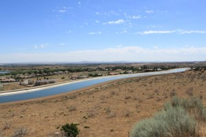Palmdale and aqueduct #3 July 2010