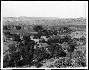 Shoemaker's_mountain_ranch,_Little_Rock,_Antelope_Valley,_California_(CHS-2047)