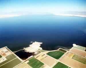 BOR Salton Sea Aerial